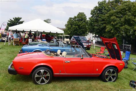 1980 Fiat 124 Spider 2000 Image Photo 19 Of 39