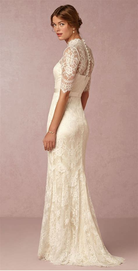 New Wedding Dresses From Bhldn For Fall 2015 Wedding
