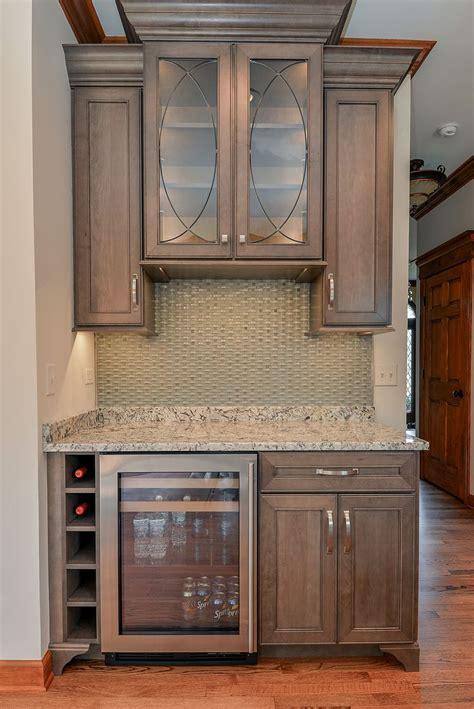kitchen refreshment center wellborn cabinet  premier