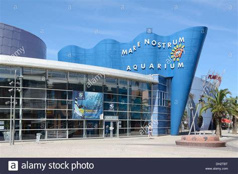 le bureau odysseum aquarium mare nostrum odysseum montpellier stock