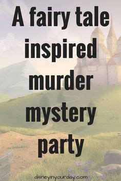 Throw The Perfect Murder Mystery Dinner Or Party With