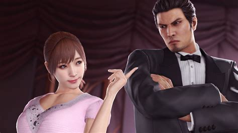 yakuza kiwami  introduces  charming ladies  gangsters