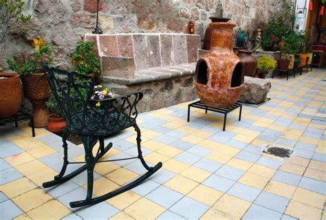 casa rosa is a traditional mexico style bed and