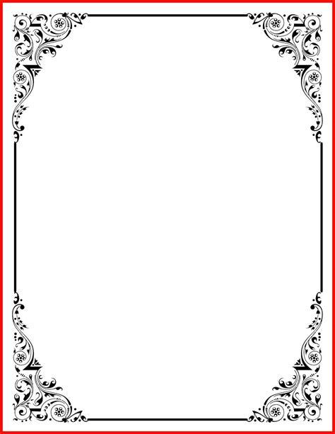 wedding invitation borders      beautiful