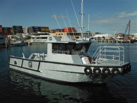 Boats For Sale Karratha by Custom 11 7m Niche Marine Support Transfer Vessel