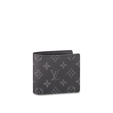 multiple wallet monogram eclipse small leather goods louis vuitton