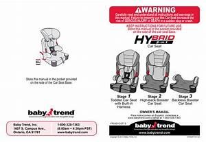 Babytrend Hybrid 3