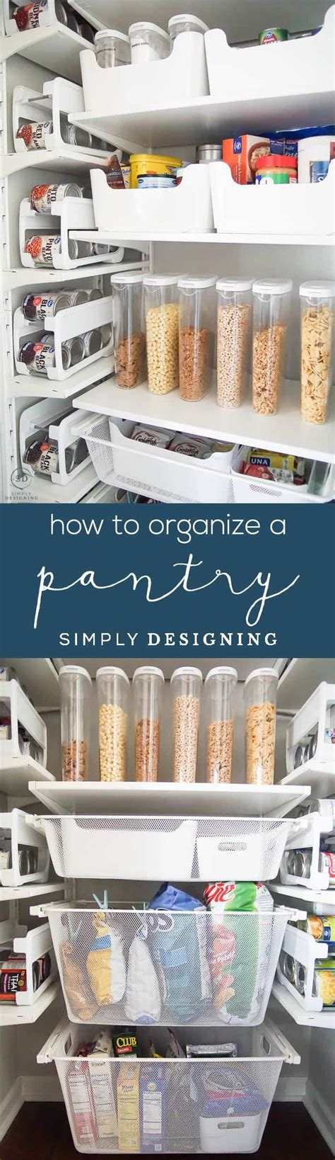 storage in a small kitchen best 25 organize small pantry ideas on 8377
