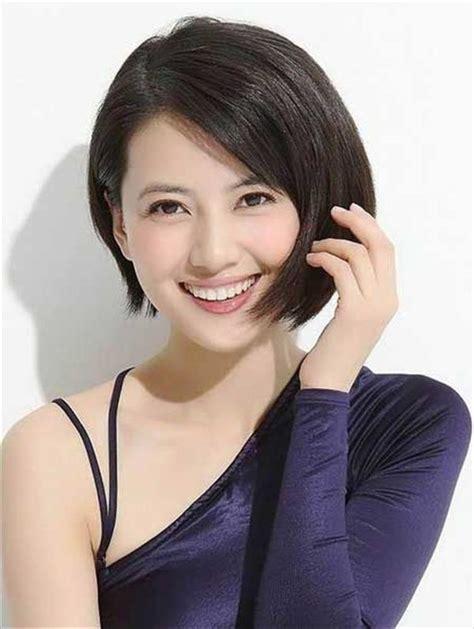 short hairstyles  asian women  cute hairstyles