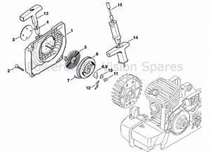 33 Stihl Ms 290 Parts Diagram