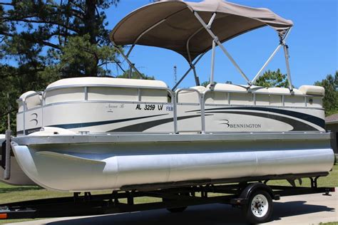 Bennington Boats Sold by Bennington 2008 For Sale For 2 000 Boats From Usa
