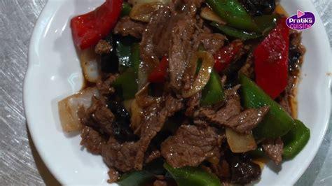 cuisine chinoise poulet croustillant cuisine chinoise comment cuisiner un bœuf sauté au