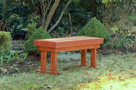 build a garden bench hgtv
