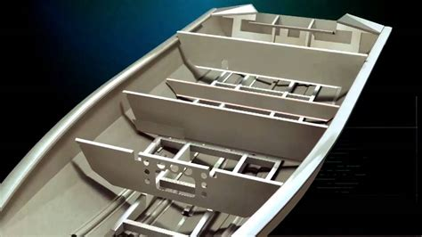 Bass Tracker Boat Construction by Tracker Boats 2013 Boat Construction Overview
