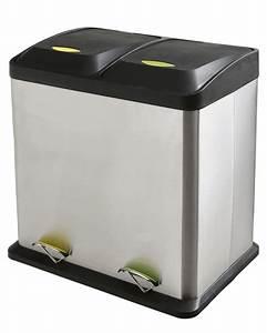 Poubelle De Tri Selectif : poubelles de tri cuisine poubelle tri cuisine sur ~ Farleysfitness.com Idées de Décoration