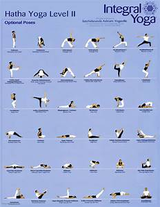 Yoga Asanas Postures Chart Yoga Hatha Poses Work Out Picture Media Work Out