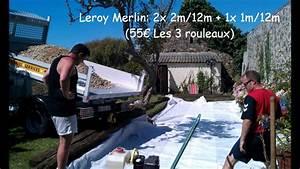 Dimension Terrain De Boule : mon terrain de youtube ~ Dode.kayakingforconservation.com Idées de Décoration
