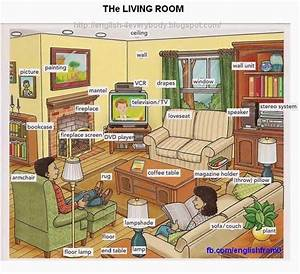 things in the living room vocabulary coma frique studio With living room furniture words