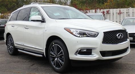 2018 Infiniti Qx60 Review ,interior And Price  2019 New