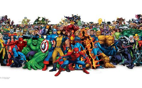 tema marvel comics descargar