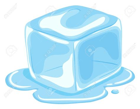 Ice Cube Melting Drawing At Getdrawings.com