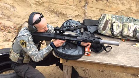 steyr aug handguard  suppressor youtube