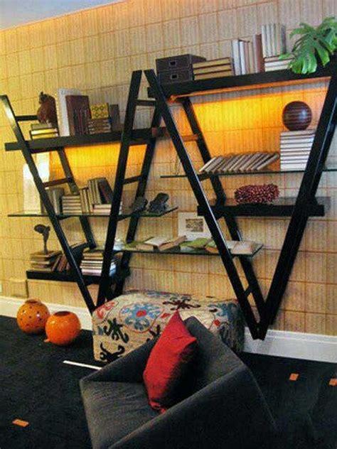 top  creative ways  repurpose  reuse vintage ladders