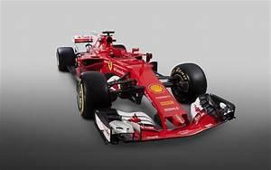 Download wallpapers Formula 1, Ferrari SF70H, 2017, racing ...