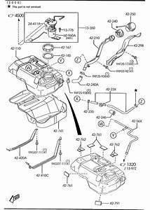 Mazda Tribute Hose  W  Pressure Sensor   Wpressure