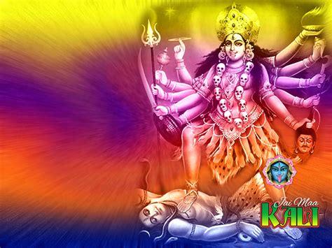 Maa Kali Animation Wallpaper - maa kali hindu god wallpapers free