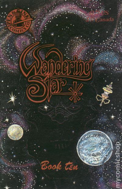 Wandering Star (1993 Pen And Inksirius) 10 Vf
