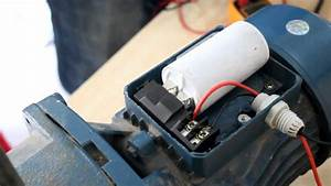 Pump Motor Connection