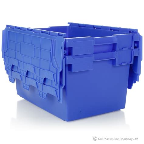 Buy Attached Lid Container Heavy Duty Plastic