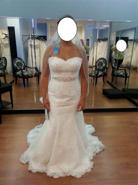 adding straps  strapless wedding dress
