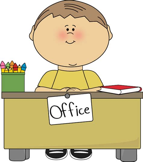 Office Assistant Subsitute Clip Art  Office Assistant