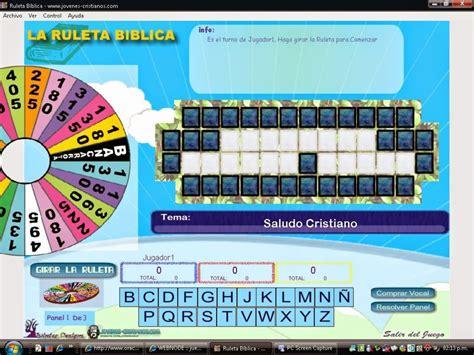 Descargar La Ruleta Biblica gratis - ltima versin