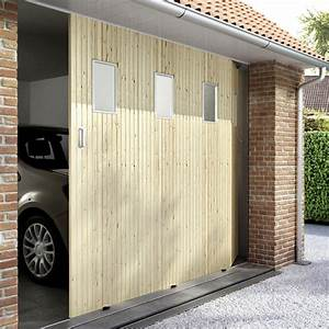 Installer une porte de garage coulissante castorama for Porte de garage coulissante et double porte salon