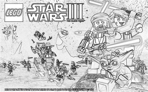 Coloring Pages Lego Star Wars - Eskayalitim