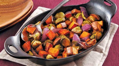 fall vegetables roasted fall vegetables recipe bettycrocker com