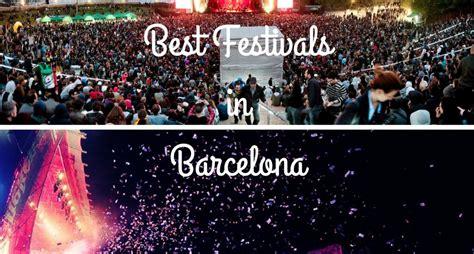 festivals  barcelona barcelona home