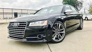 Audi S8 2017 : 605hp 2017 audi s8 plus 4 0t full review exhaust start up short drive youtube ~ Medecine-chirurgie-esthetiques.com Avis de Voitures