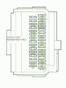 2004 Scion Tc Main Engine Fuse Box Diagram  U2013 Auto Fuse Box