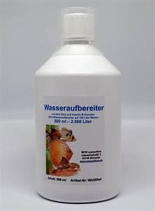Wasseraufbereiter Für Leitungswasser : 500 ml wasseraufbereiter f r liter aquarium wasser wfw wasserflo ~ Frokenaadalensverden.com Haus und Dekorationen