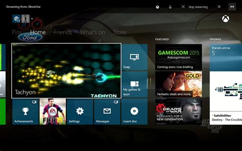 How To Stream Xbox One Games To Windows 10