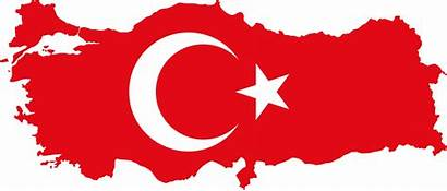 Turkey Map Flag Clipart Support