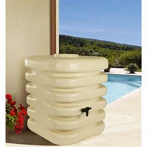 Recuperateur Eau De Pluie 1000 Litres : r serve d 39 eau de pluie cubique 1000 litres ~ Premium-room.com Idées de Décoration