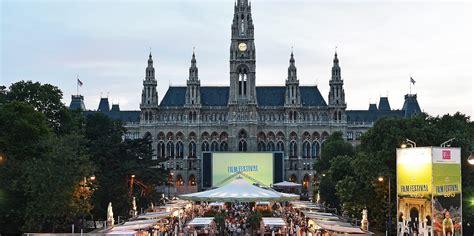 Der Garten Wien Open Air by Filmfestival Rathausplatz Wien Programm Gastronomie