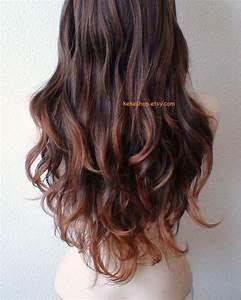 Ombré Hair Auburn : 25 best ideas about auburn ombre on pinterest copper ombre auburn balayage and red bob hair ~ Dode.kayakingforconservation.com Idées de Décoration