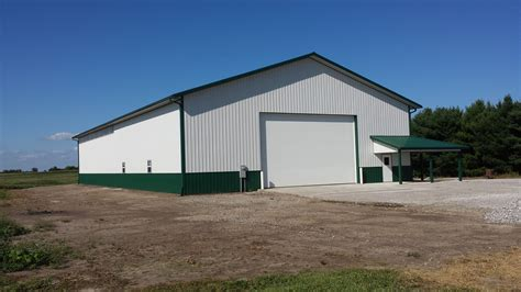ag shop  storage building