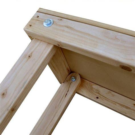 signature development   fold  wood workbench